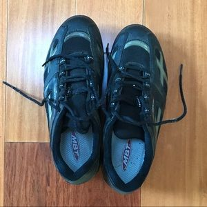 MBT black sneakers